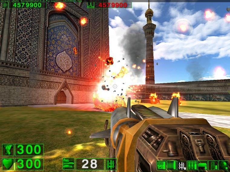 SS: битва у мечети