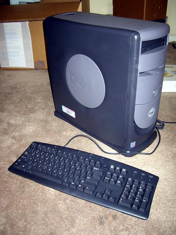 Gene прикупил комп от Dell