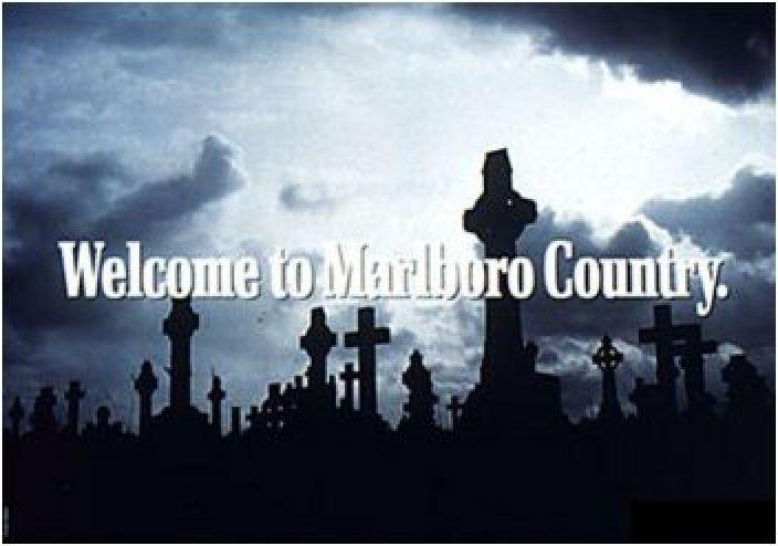 Добро пожаловать в страну Мальборо!