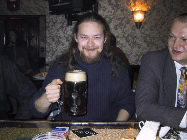 Лодброк и пиво
