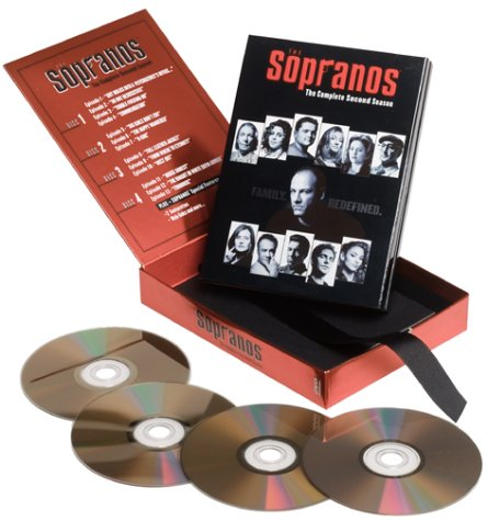 The Sopranos - The Complete Second Season