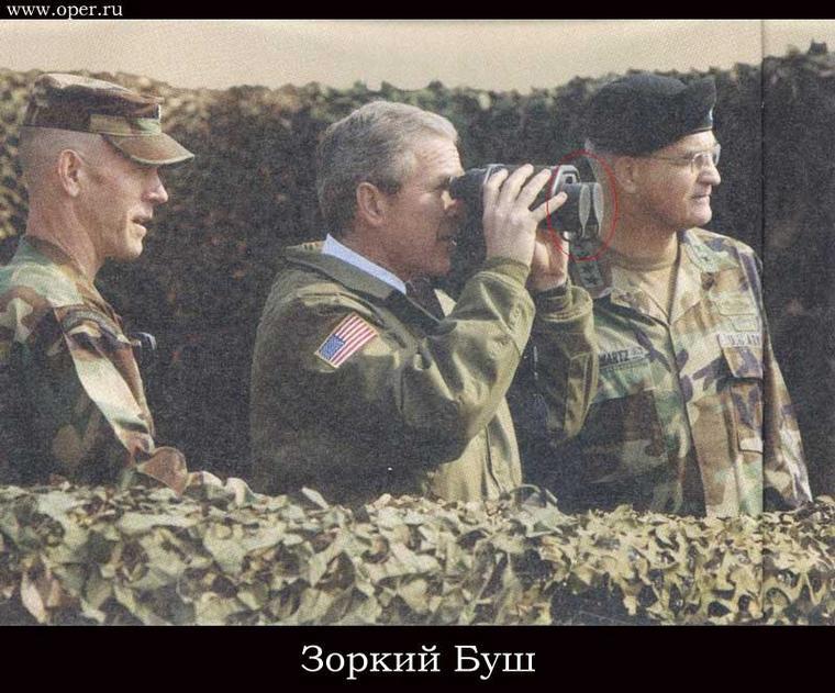 Зоркий Буш