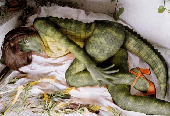 Крокодилица