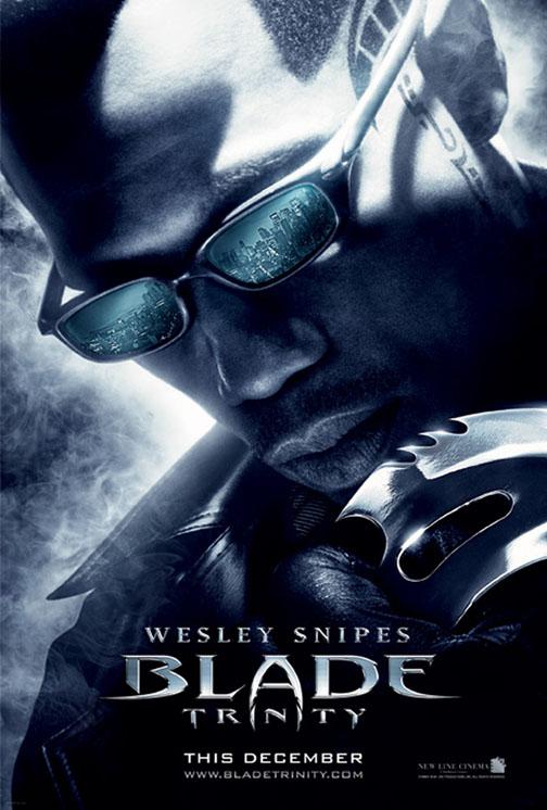 Плакатик Blade III
