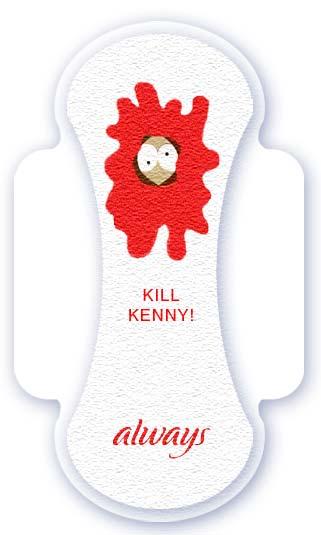 Они убили Кенни