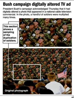 Страшное про Буша