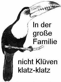 Немецкая народная поговорка