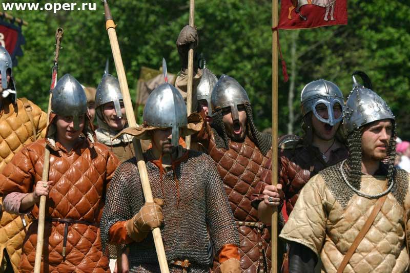 Русские викинги