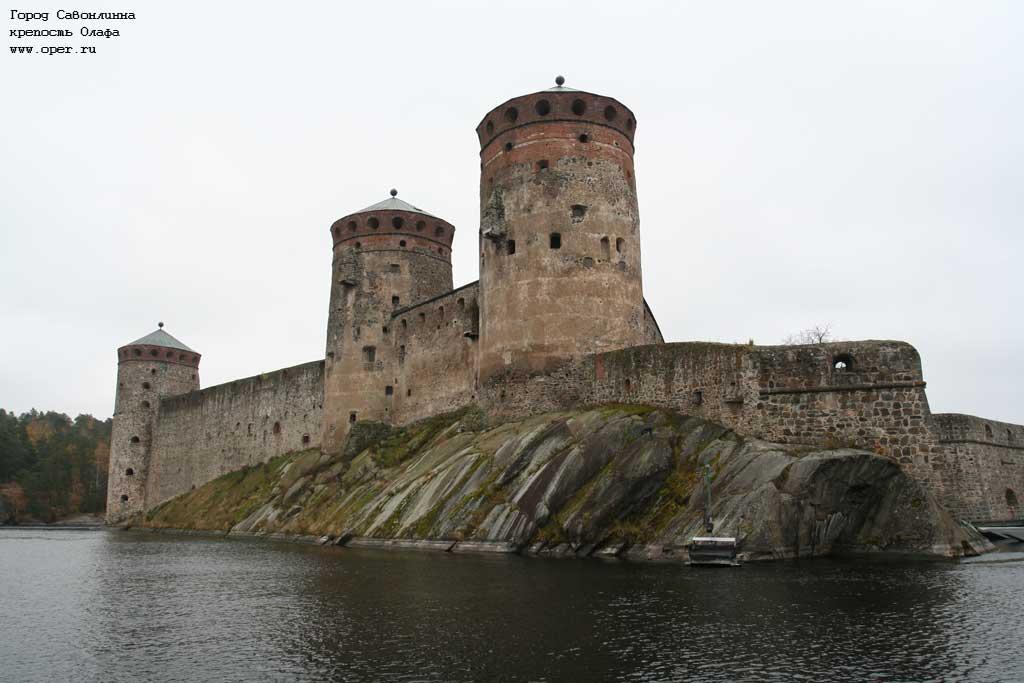 Крепость Олафа