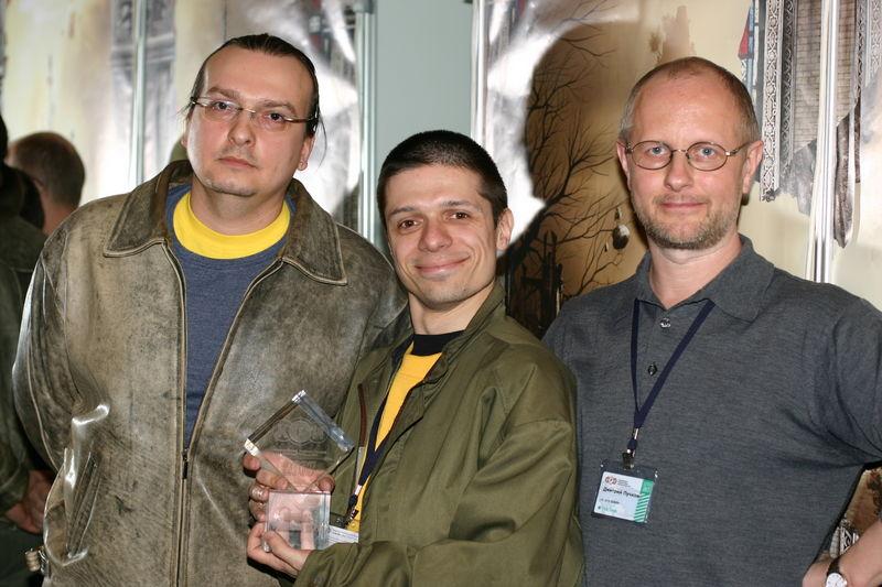 Лучшая ролевая игра КРИ 2007