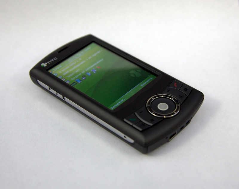 Новый телефончик HTC 3300