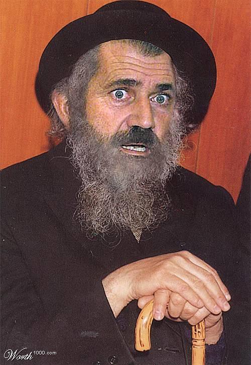 Антисемит Мэл Гибсон
