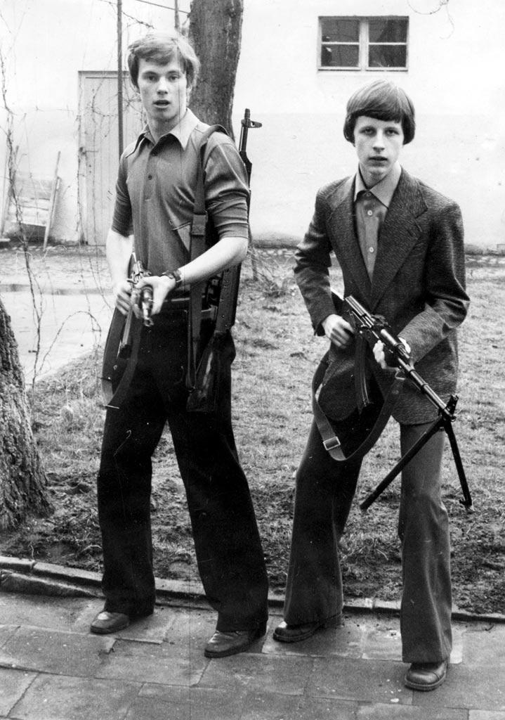 Тяжёлое советское детство