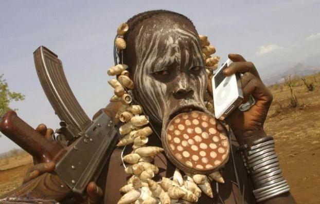 Технологии в Африке