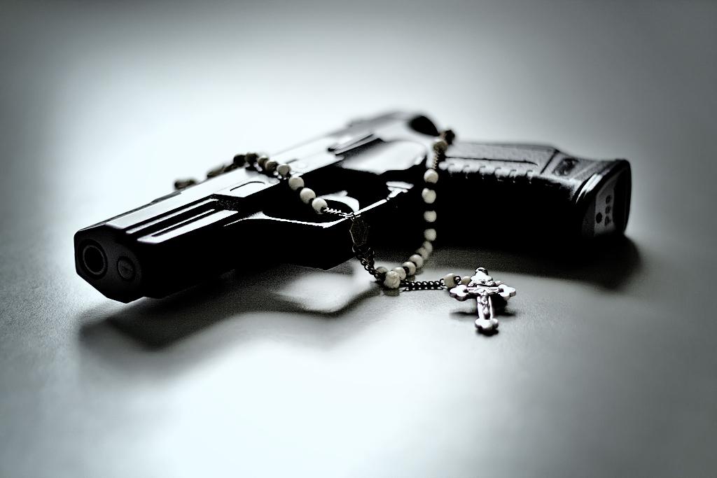 Наше оружие - божье слово и доброта