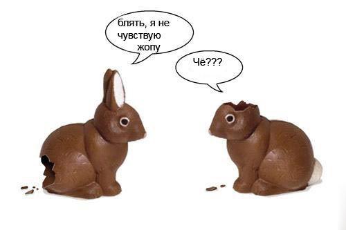 Шоколадный заяц   [R]