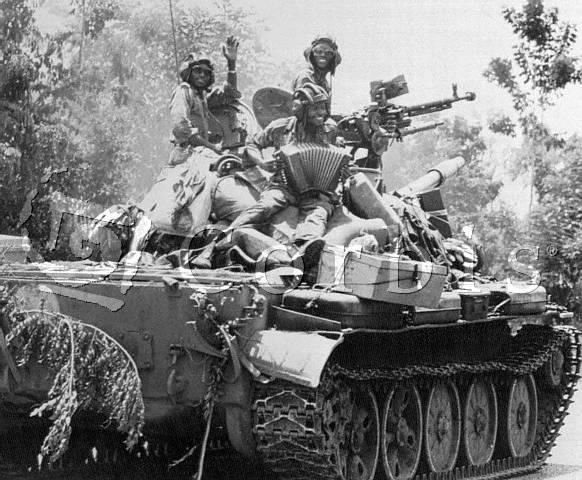 Три танкиста, три весёлых друга
