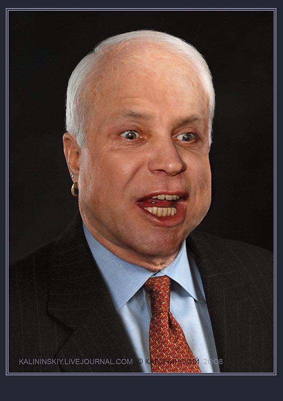 Борис Маккейн