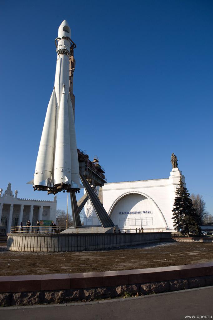 Останки советской космонавтики