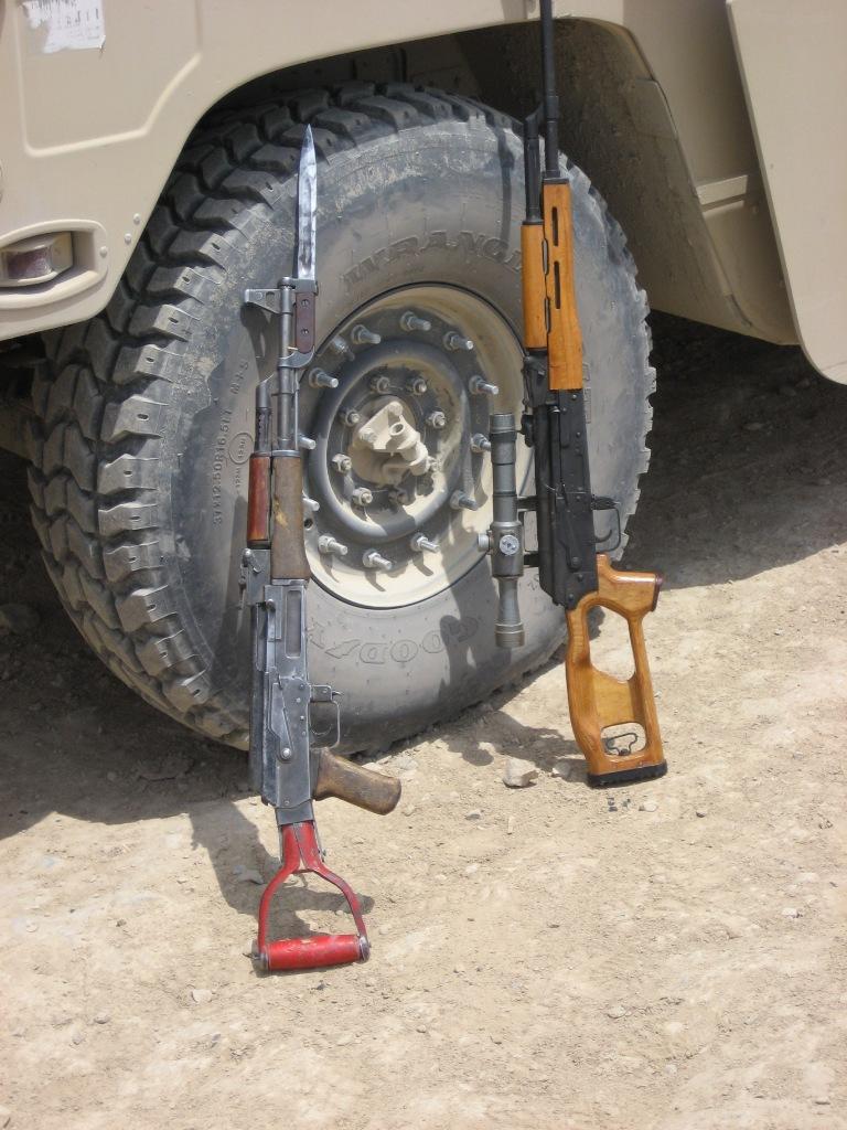 Афганский тюнинг