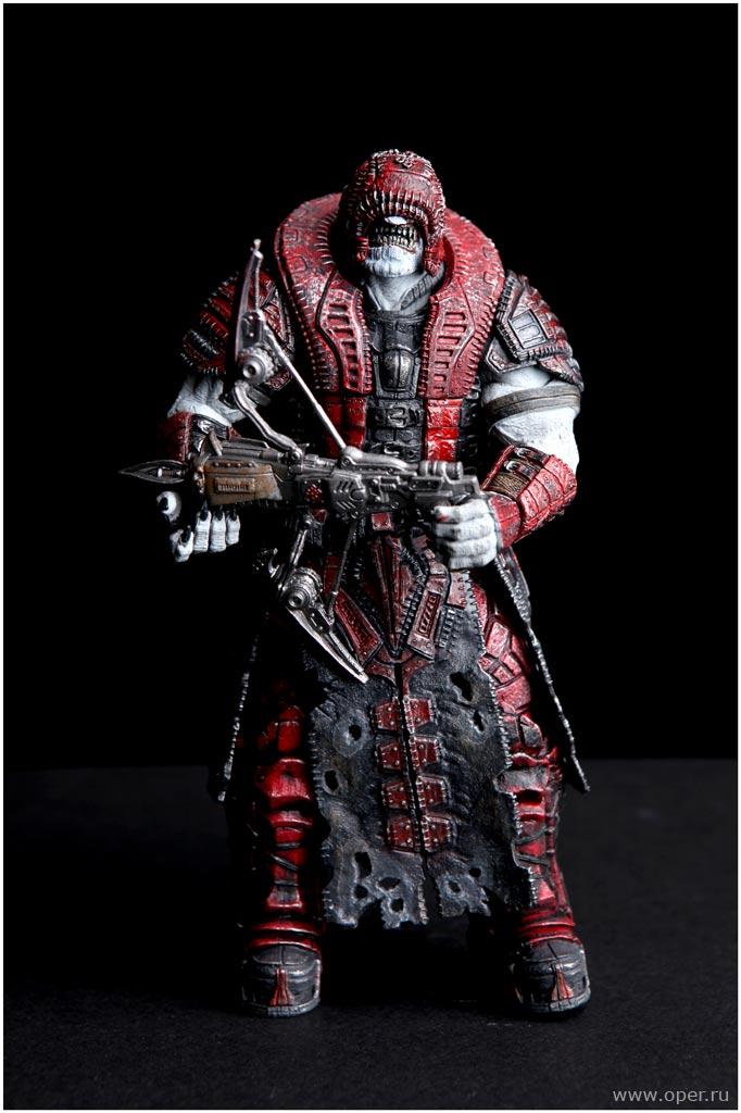 Theron Guard из Gears of War