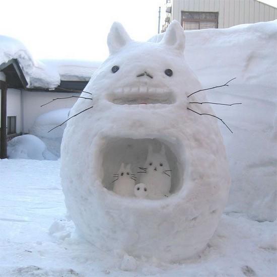 Зимний Тотора