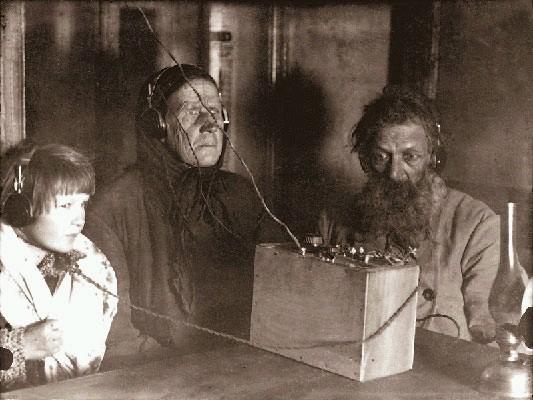Первые русские аудиофилы