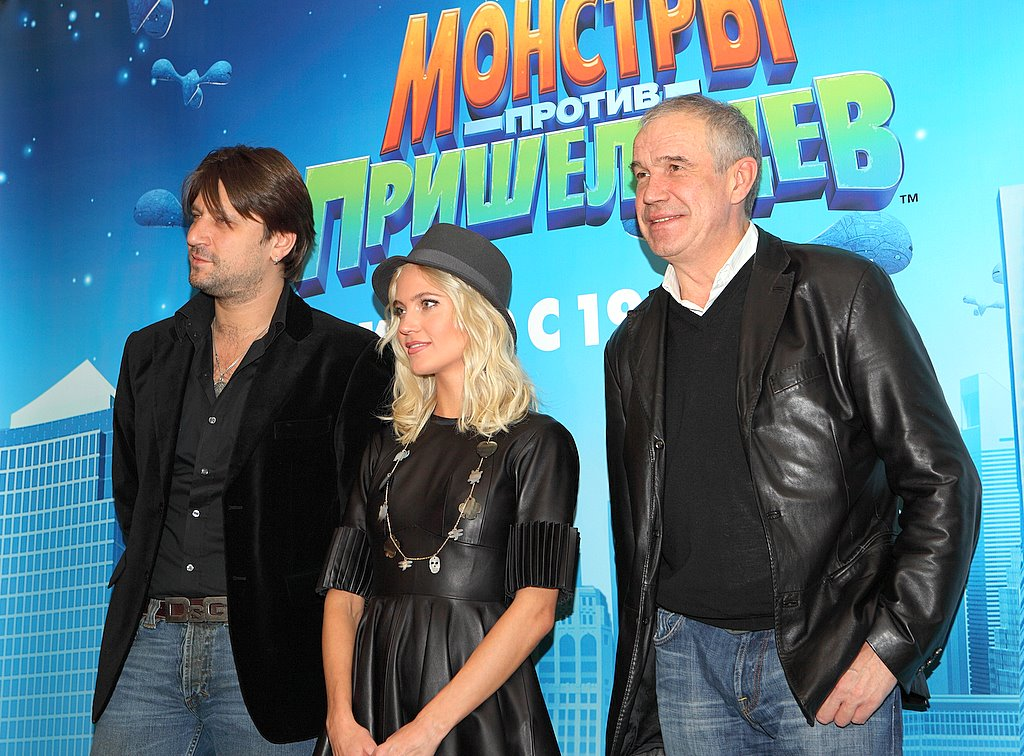 Гена Букин, Глюкоза и Сергей Гармаш