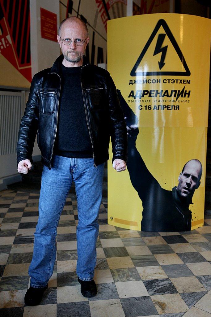 Адреналин 2 переведён и задублирован (c) Денис Петренко