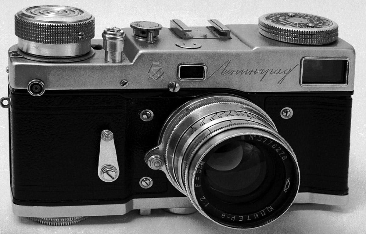 Ленинград - лучшая дальномерная камера made in USSR.