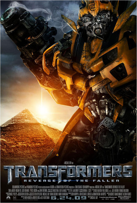 Transformers: Revenge of the Fallen — Bumblebee