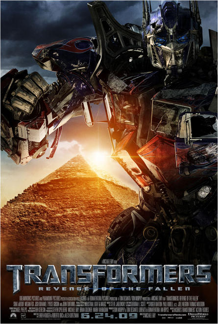 Transformers: Revenge of the Fallen — Optimus Prime