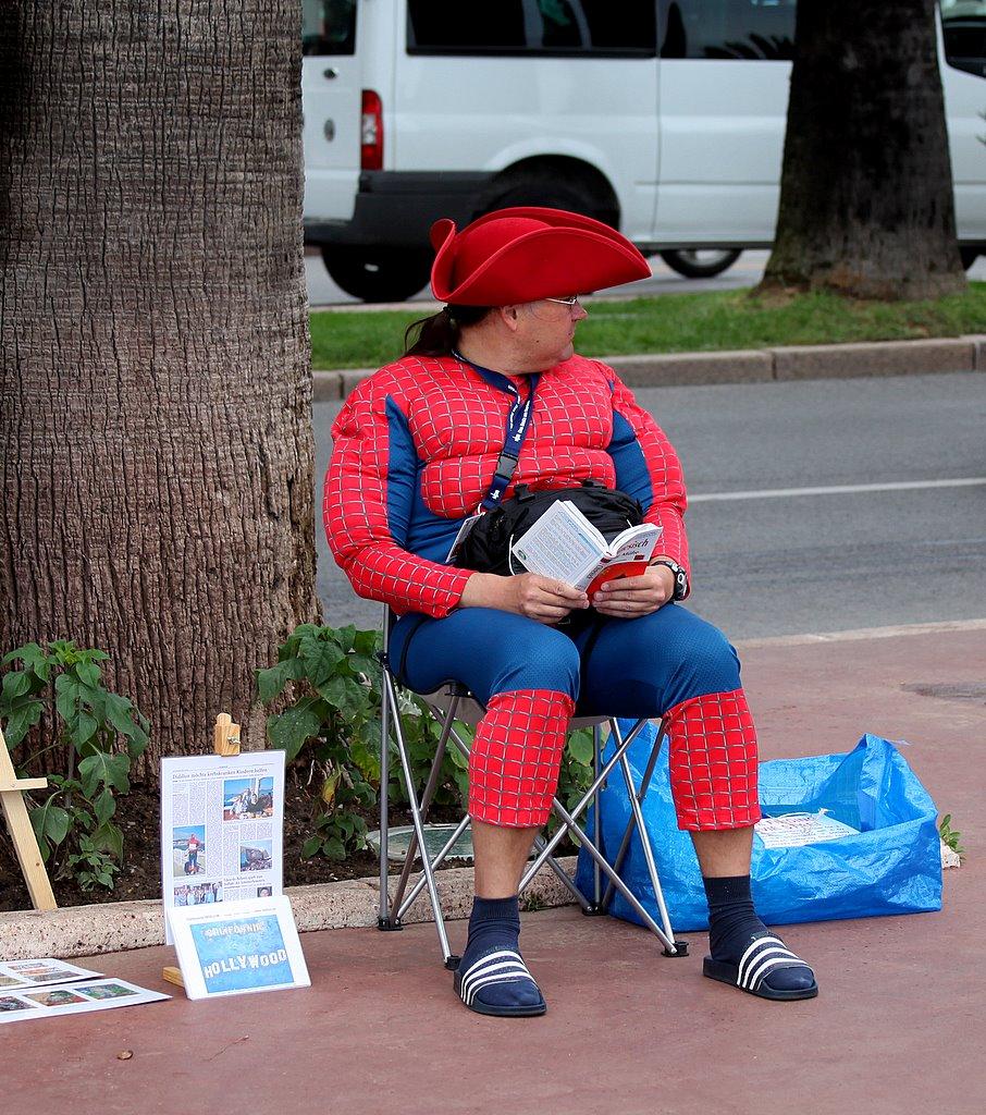Германский человек-паук
