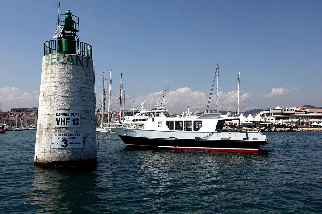 Порт Канны