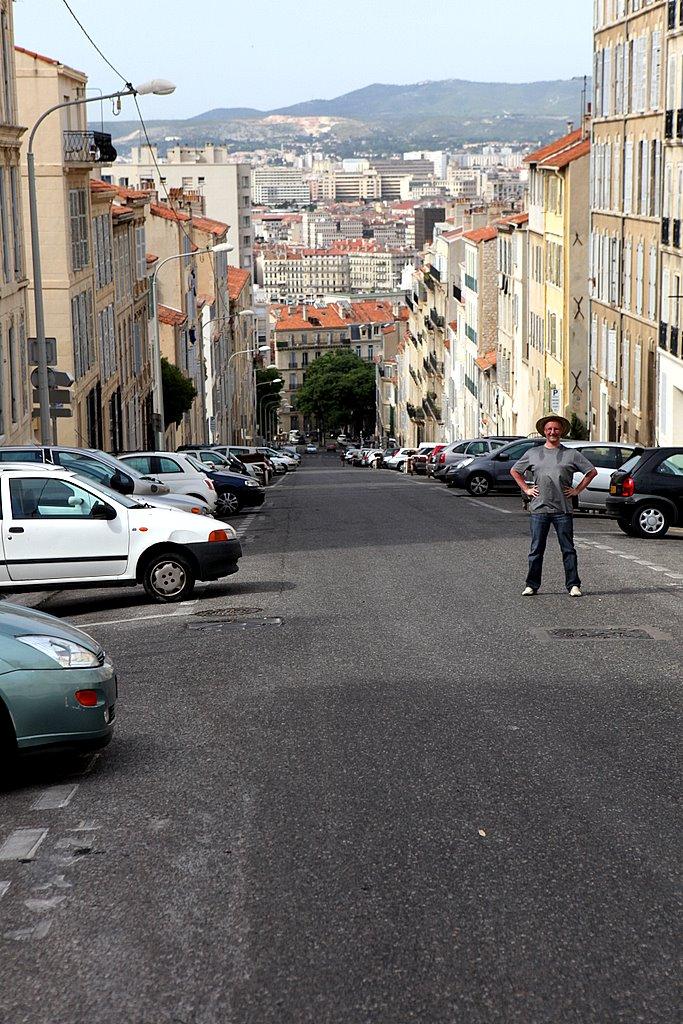 Марсельская улица