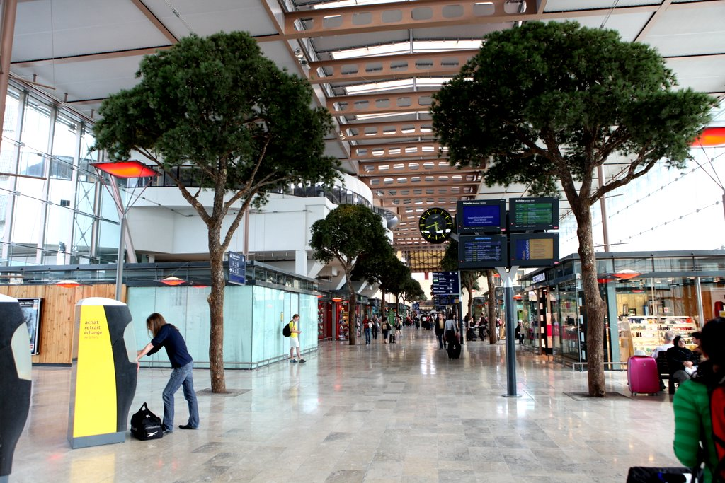 Марсельский вокзал