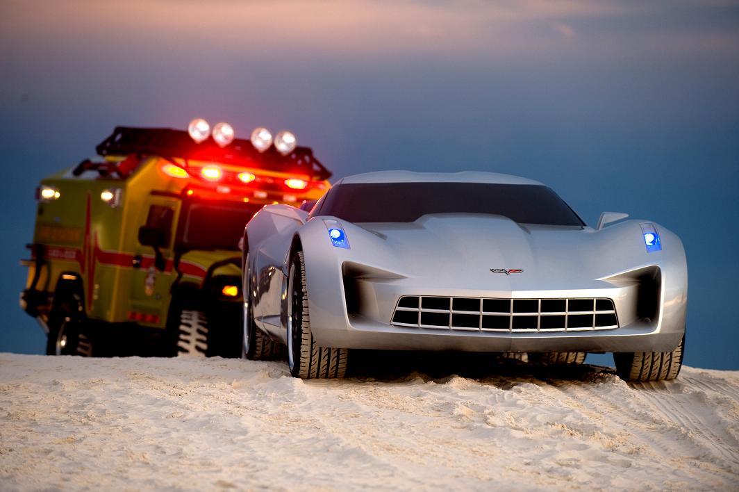 Машинки — промо-фотка «Трансформеров: Месть падших»