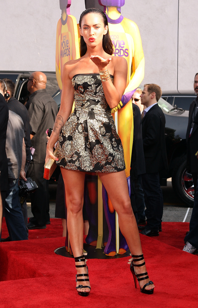 Меган Фокс — MTV Movie Awards 2009