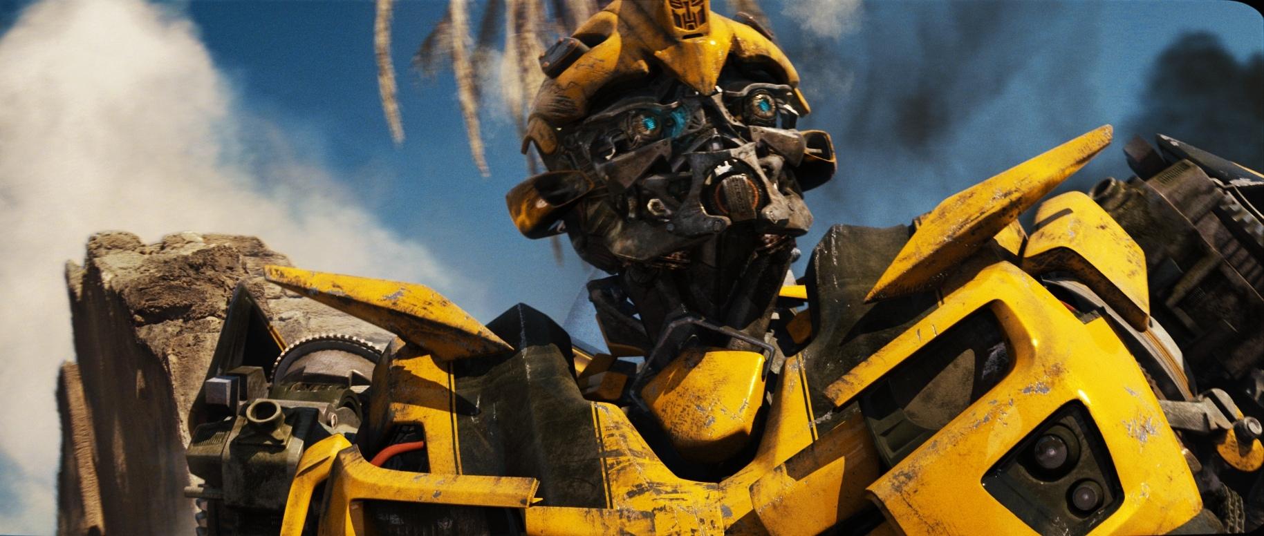 Transformers: Revenge of the Fallen — Bumblebee