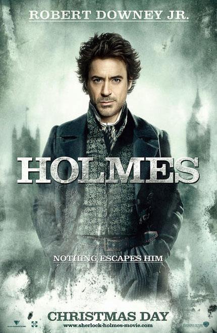 «Шерлок Холмс» Гая Ричи — Холмс