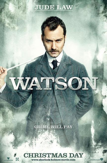 Шерлок холмс гая ричи ватсон