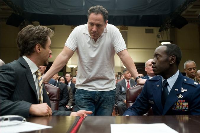 «Железный человек 2» — Роберт Дауни-мл., режиссёр Джон Фавро, Дон Чидл