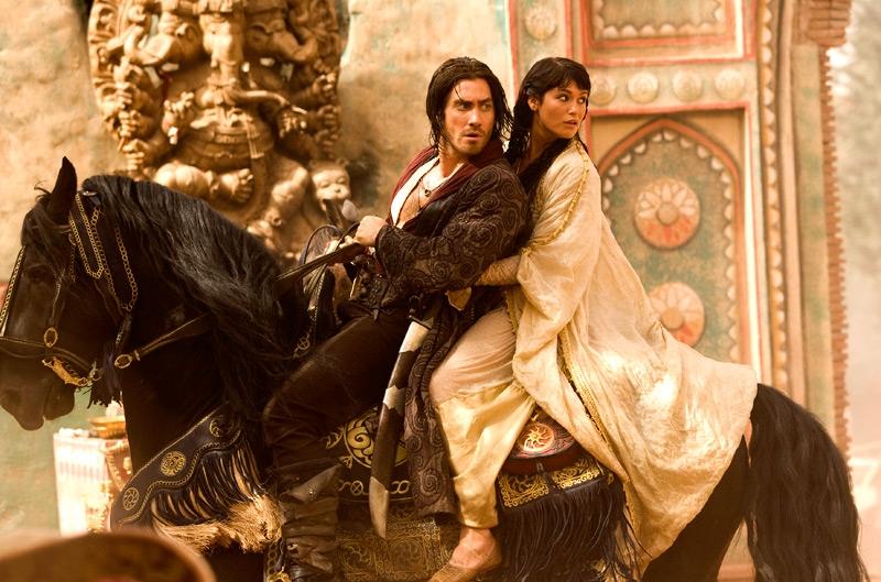 «Принц Персии» — Дастан и Тамина
