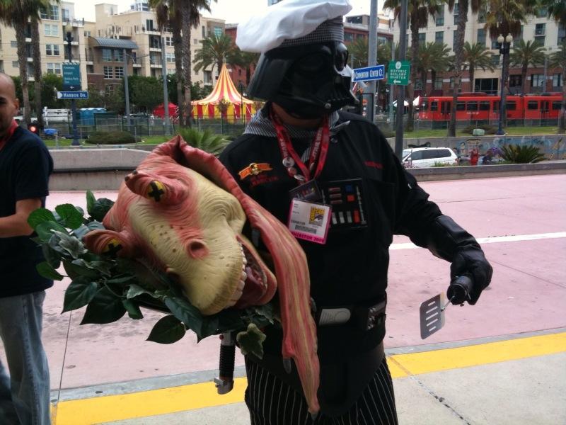 Лучшее фото с Comic Con (C) David Chen