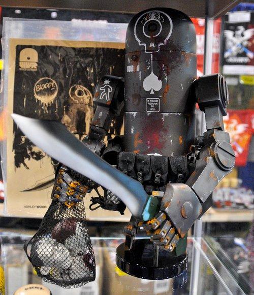 «World War Robot», робот-головорез, игрушка