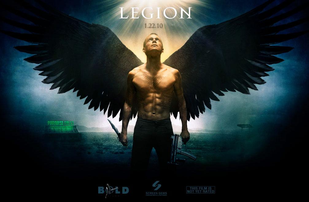 «Legion», Пол Беттани