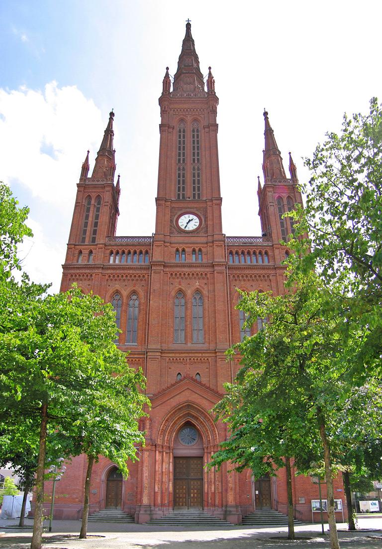 Marktkirche (c) Merlin