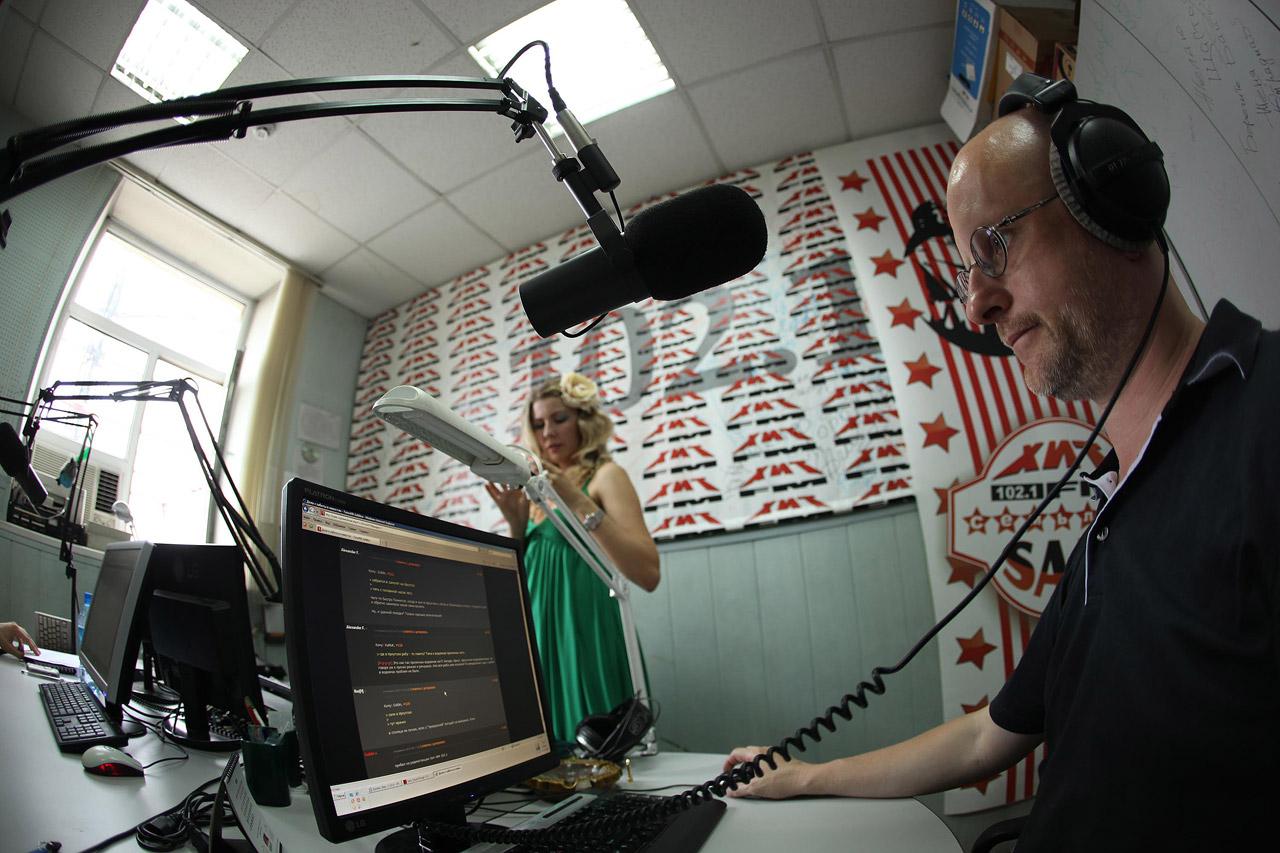 Иркутск, радио Хит-ФМ