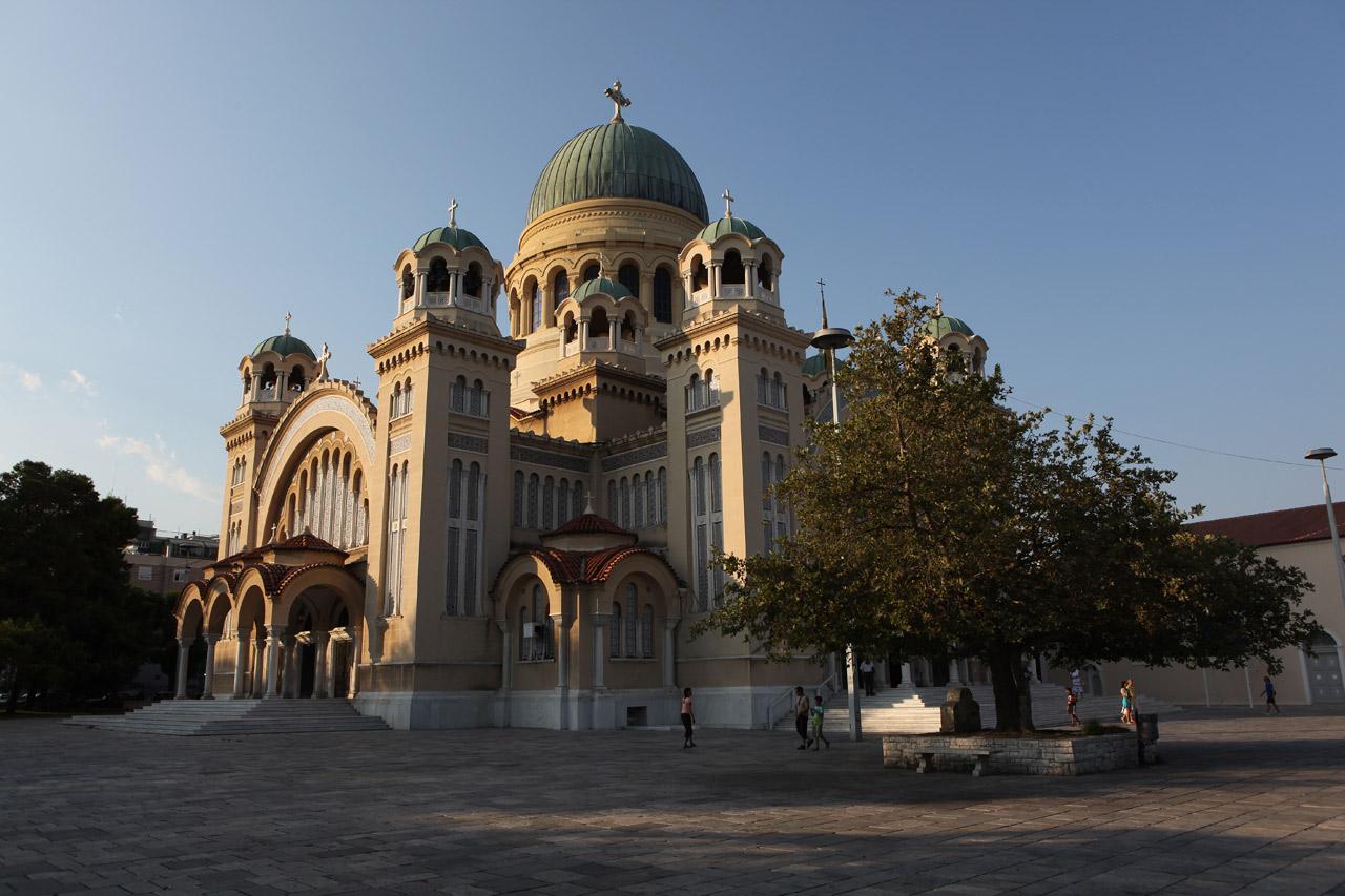 Храм Андрея Первозванного в Патрах