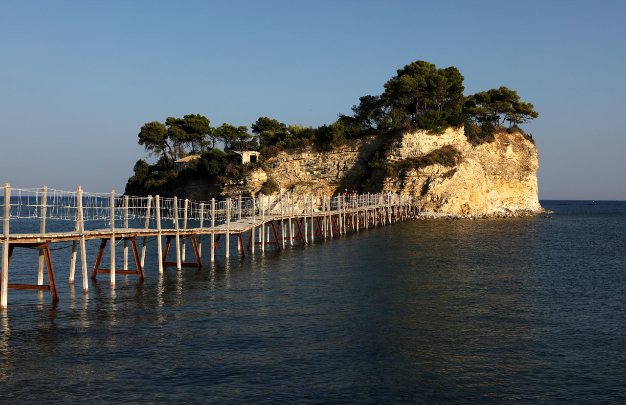 Доступный остров